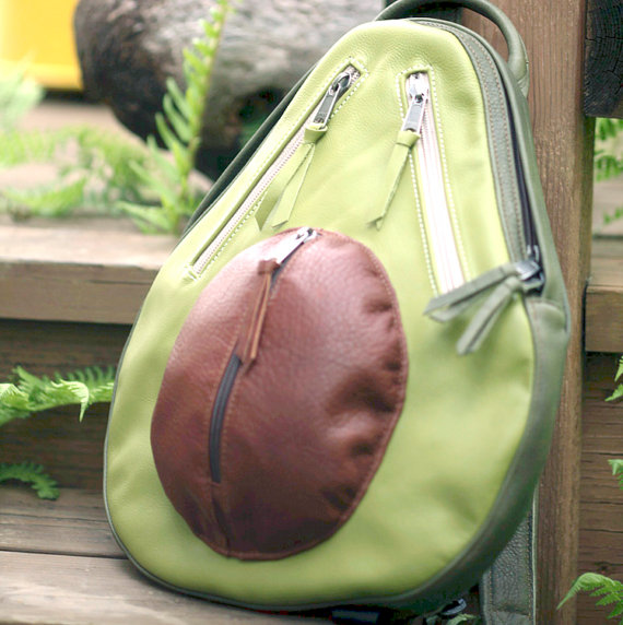 The Time Is Ripe For An Avocado Backpack