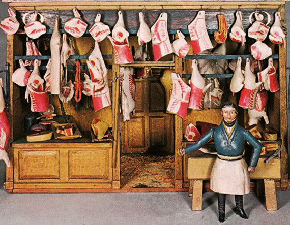 Baby's First Butcher Shop -- Wait, What?