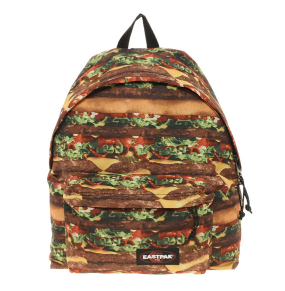 WOULD EAT: Cheeseburger Backpack