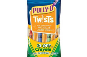 Why Not? Crayola Crayon String Cheese