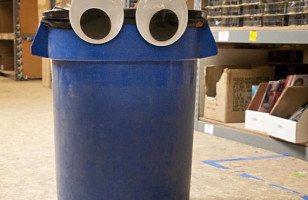 Giant Googly Eyes Turn Real Life Into A Cartoon