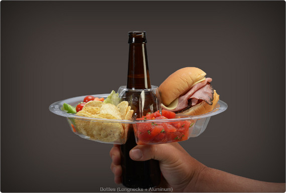 GoPlate: For Standing Around & Eating
