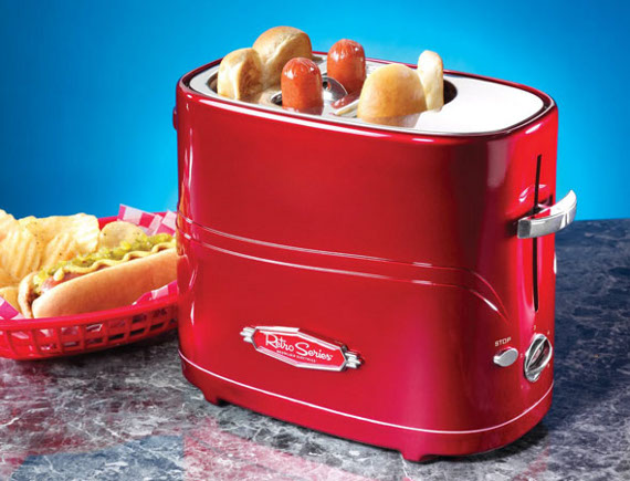 Why Not?: The Hot Dog Toaster