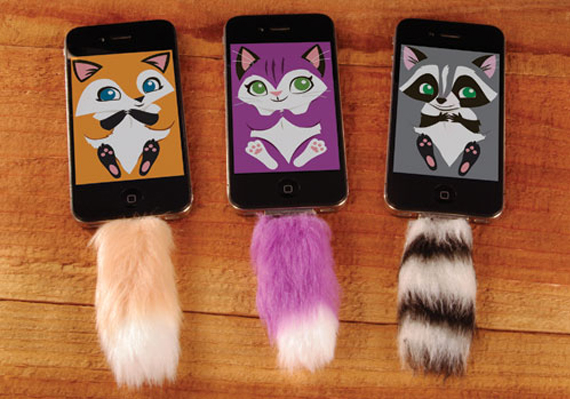 An iPhone Accessory for Furries