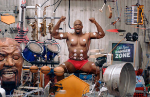 New Old Spice Interactive Muscle Ad