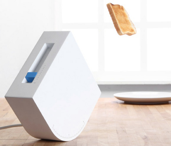 This Is The Future: A Toaster Catapult