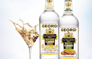 Breakfasty Drink: Waffle Flavored Vodka