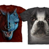 Big Face Animal Tees