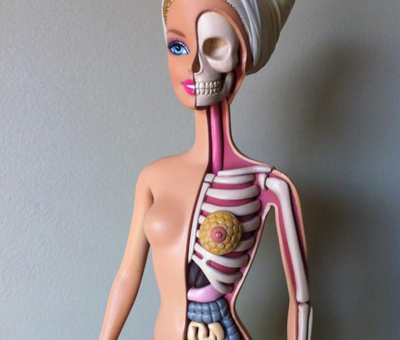 Barbie Exposed... Even More Than Usual