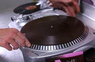 Sounds Delicious: Record Made From Chocolate