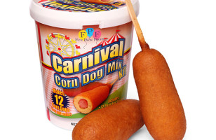 Eat Like A Carny Everyday with Carnival Fun Food Kits