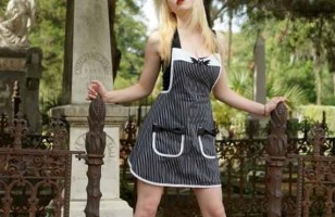 Kitchen Killers: A Horrifying Apron Collection