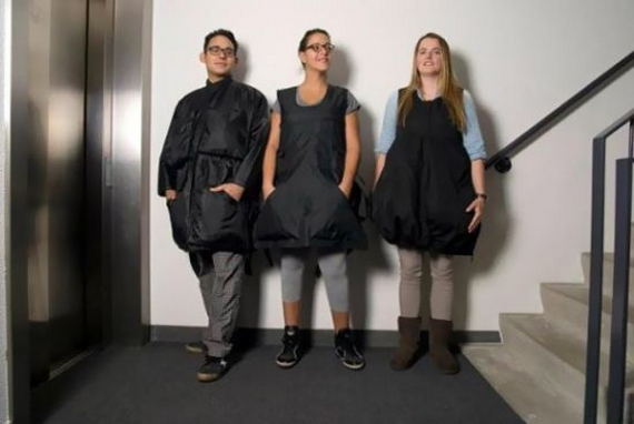 Sounds Cumbersome: Wearable Luggage
