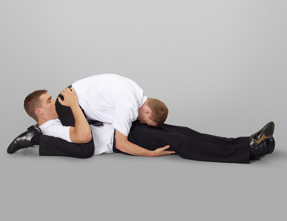 The Book of Mormon Missionary Positions