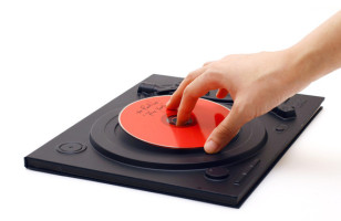 Turntable Notebook