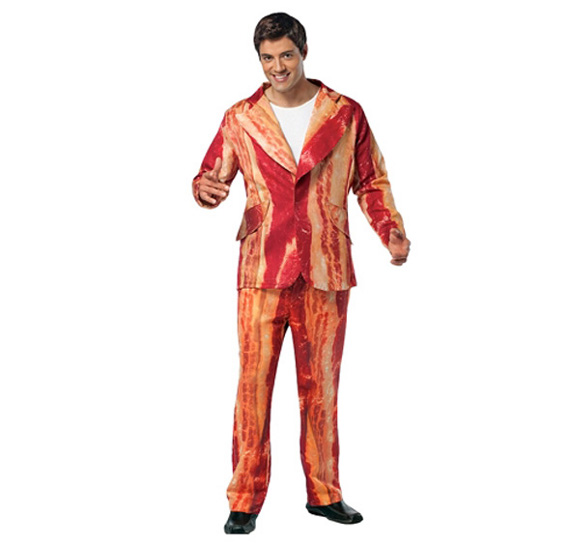 Tacky But Tasty: The Bacon Suit