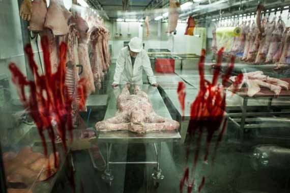 Cannibalism is IN: Human Meat Market