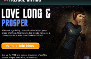 A Dating Site For Trekkies