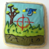 Video Game Inspired Cookies