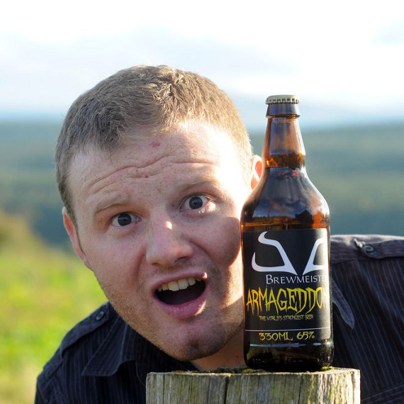 Real Boozy: World's Strongest Beer