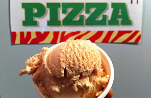 Together At Last: Pizza and Ice Cream