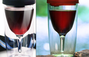 Vino2Go: The Wine Sippy Cup