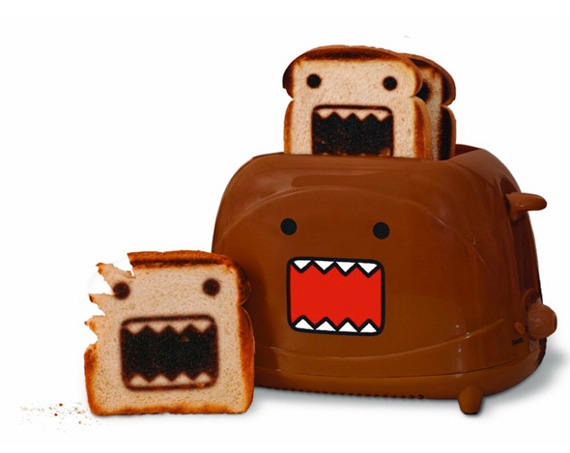 Here's A Domo Toaster
