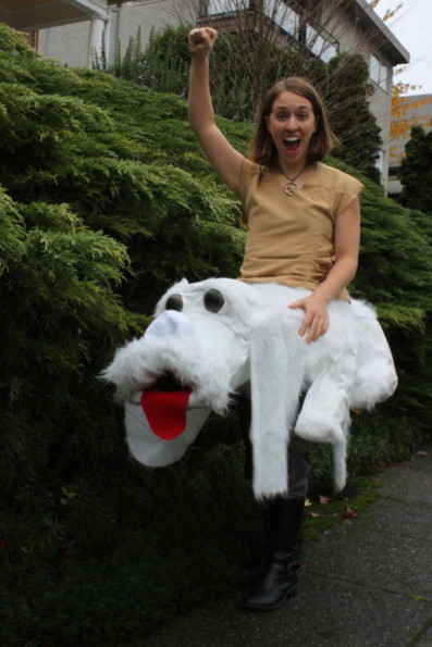 How To Make Your Own Rideable Falcor