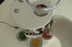 Oh Yes, An Automatic Skittles Sorter