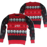 SO M3TAL: Slayer Christmas Sweater