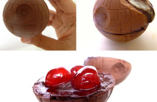 Death Star By Chocolate
