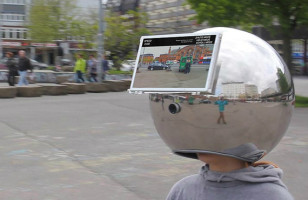 Slow Things Down with the Decelerator Helmet