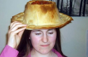 I'll Eat My Hat… With Some Salsa
