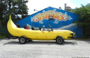 The Banana Car Is Driving Me Bananas!