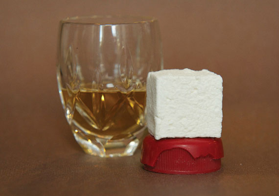 Booze-Infused Marshmallows