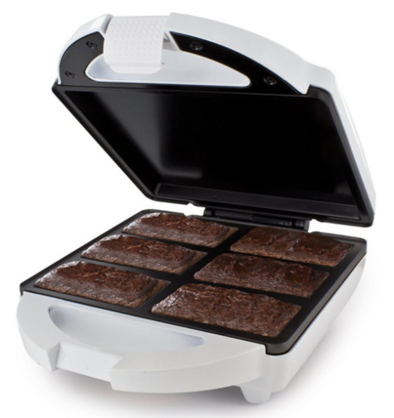 Dream Come True: Brownie Bar Maker