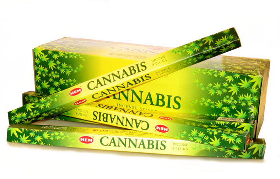 Wait What?: Marijuana Scented Incense
