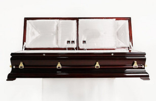 Huh?: Coffin With Built-In Sound System