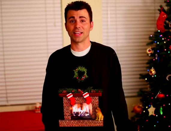 Make The Ultimate Ugly Christmas Sweater