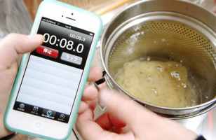 It's The Future: Noodles Cooked In 8-Seconds
