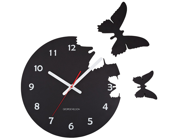 Oh Look, It's Butterfly O'Clock