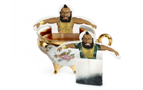 I Pity the Fool Who Doesn't Drink Tea