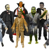 Presidential Monsters Action Figures