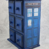 TARDIS Jewelry Box