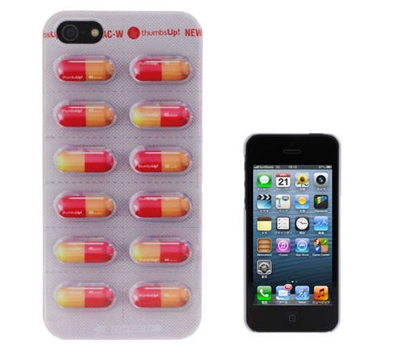 Because You're Addicted: iPhone Pill Case