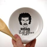 Lionel Richie Spoon Rest
