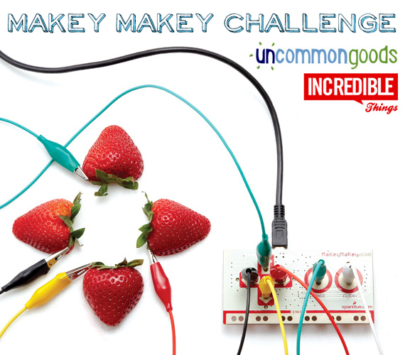 Announcing the UncommonGoods Makey Makey Challenge Winner