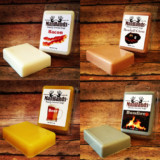 Manly Scented Bar Soap
