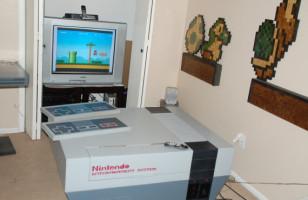 Step Into My Nintendo Room