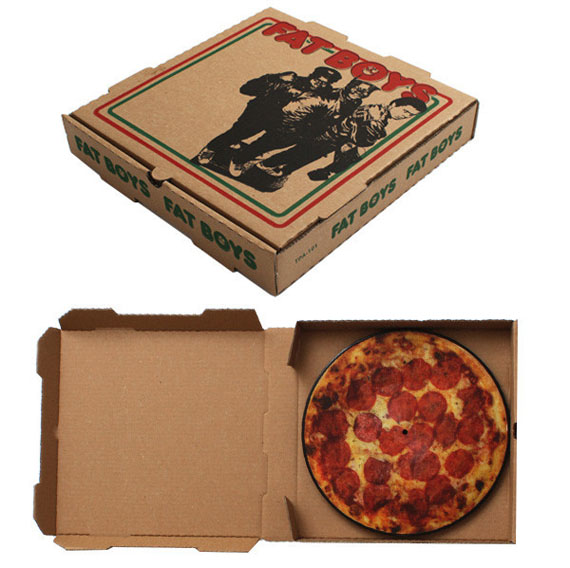 This Pizza Record Comes In A Pizza Box